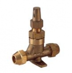 CVD Series Capped Valve Flare Type